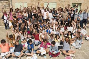 Animations de sensibilisation auprès de 2600 élèves en classe dans le Morbihan et le Finistère